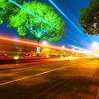 Light trails — Stock fotografie #23295840