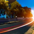 Light trails — Stock Photo #23296584