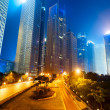 Now the city at night — Stock Photo #23296626