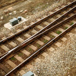 Rail — Stock Photo