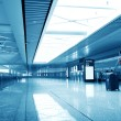 Passengers in the Airport — Stockfoto