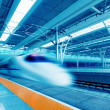 Fast trains — Foto de Stock