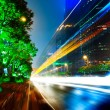 Light trails — Stock Photo #26563685