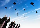Pós-graduação — Foto Stock