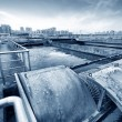 Sewage treatment plant — Stock Photo #26572889
