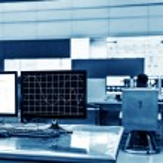 Modern plant control room — Stock Photo #26572893