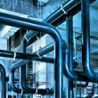 Industrial Zone pipeline — Stock Photo #26574569