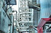 石炭火力発電所 — ストック写真