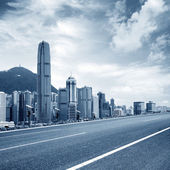 Hong Kong harbor — Stock Photo