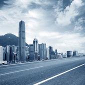 Hong Kong harbor — Zdjęcie stockowe
