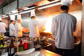 Cocinero chino — Foto de Stock