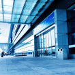 Stock Photo: Airport Terminal