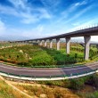 Highway and viaduct — Stock Photo #28373189