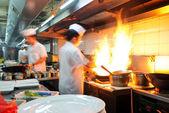 Chef chinês — Foto Stock