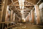 Abandoned factory — Stockfoto