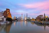 Shanghai, kina — Stockfoto