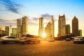 Shanghai's streets — Stock Photo