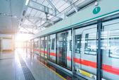 Shanghai Metro — Stock Photo