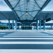 Shanghai Hongqiao Airport Terminal — Stock Photo