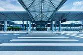 Shanghai Hongqiao Airport Terminal — Stock Photo