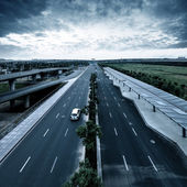 Highway — Stockfoto