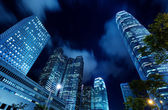 Architecture in Hong Kong — Stock Photo