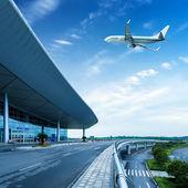 空港 — ストック写真