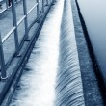 Sewage treatment plant — Stock Photo #34354689