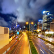 Light trails — Stock Photo #34385973