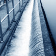 Stock Photo: Sewage treatment plant