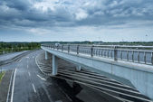 City viaduct — Stock Photo