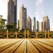 Shanghai Lujiazui — Stock Photo