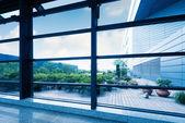 Office windows — Stockfoto
