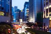 City night spot — Stock Photo