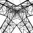 Electricity pylon — Stock Photo #38636989