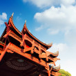 Chinese ancient buildings of local — Stock Photo