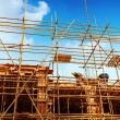 Construction site for new condominiums — Stock Photo #41037553