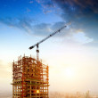 Construction Site — Stock Photo #44002129