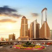 Street in shanghai — Stockfoto