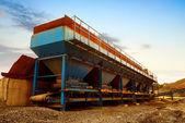 Impianti per asfalto — Foto Stock
