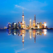 Shanghai — Stock Photo