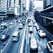 Hong Kong Traffic — Stock Photo
