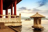 China Hangzhou West Seenlandschaft — Stockfoto