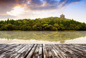 China Hangzhou West Lake — Stock Photo