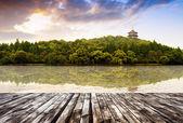 China Hangzhou West Lake — Stock Photo