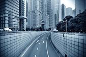 上海街 — 图库照片