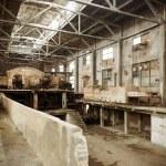 Abandoned factory — Stock Photo #49925435