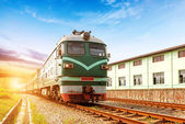 Treni — Stok fotoğraf