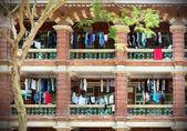 Student dormitory — Stock Photo