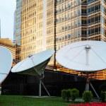 Satellite dish — Stock Photo #50911179